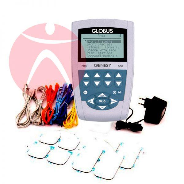 electroestimulador genesy globus