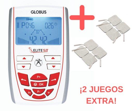 Globus Elite S2 + Regalo Electrodos