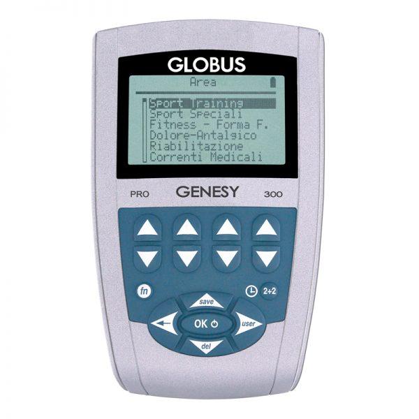 Electroestimulador Globus Genesy 300 Pro