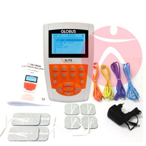 Equipamiento Electroestimulador Globus Elite