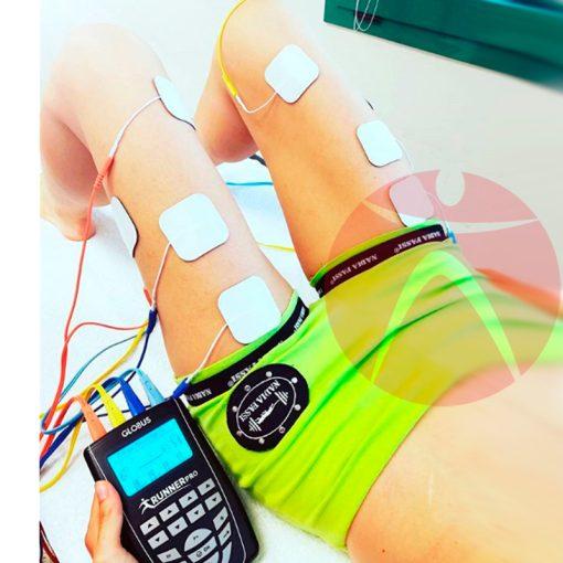 electroestimulador globus corredores