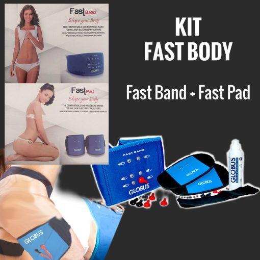 Kit Fast Body Globus
