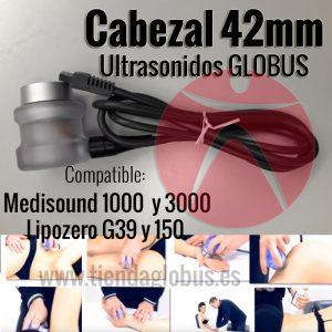 Cabezal Globus Medisound 3000