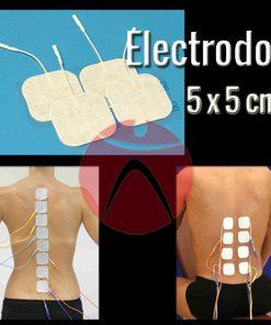 Electrodos TiendaGlobus 5x5cm