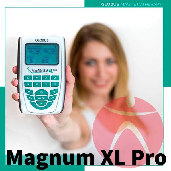 Magnum Xl Pro equipo globus magnetoterapia