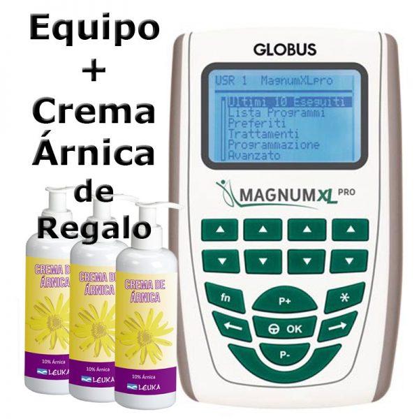 Magnum XL Pro + Crema Árnica Regalo