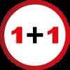 Función 1+1 Globus