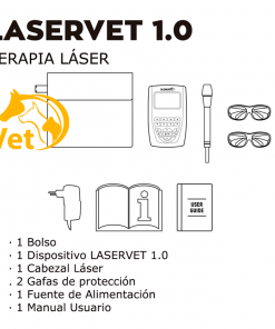 laserVet equipo laser animales
