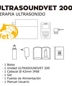 equipo ultrasonido veterinaria